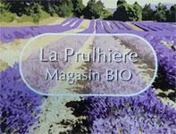 La Prulhière  - Magasin bio